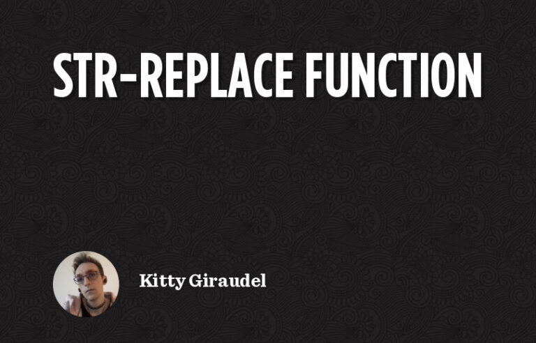 String Replace Function Using CSS